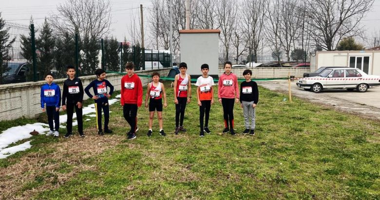 Atletizm'de Kros İl Seçmeleri Heyecanı