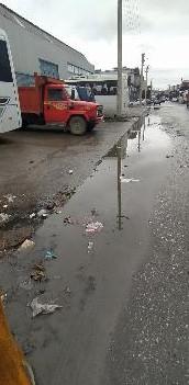 Kanalizasyon giderine  çözüm bulunamaması vatandaşı bezdirdi.