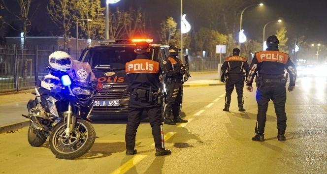 Kısıtlamaları ihlal eden 260 kişiye 292 bin TL ceza kesildi