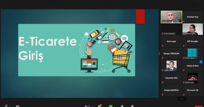 SATSO Üyeleri E-Ticaret Serüvenine Devam Ediyor