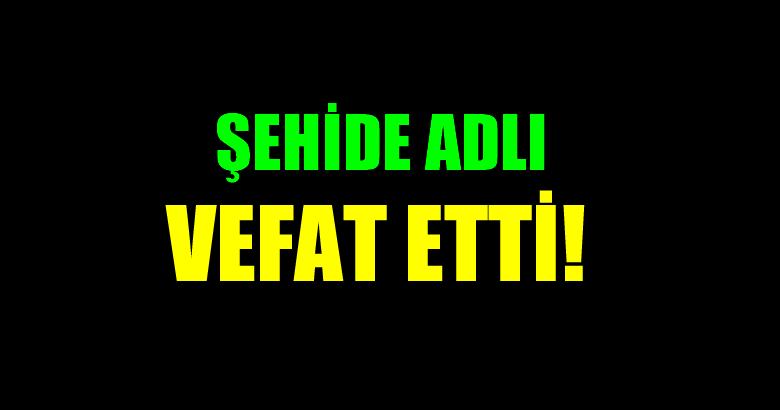 ADLI AİLESİNİN ACI GÜNÜ!..