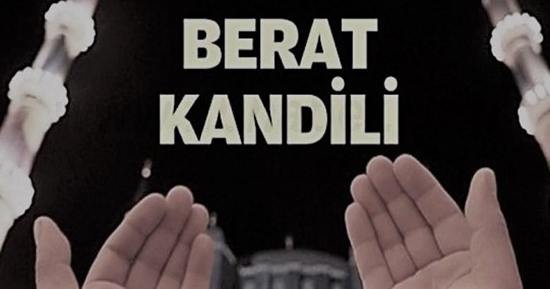 BU GECE BERAT KANDİLİ