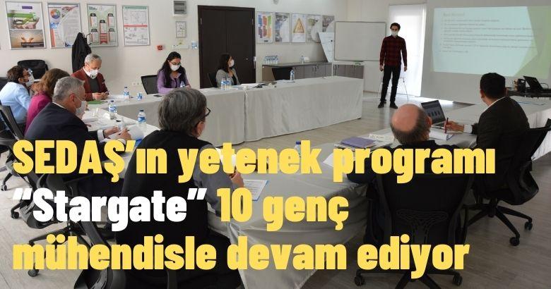 """SEDAŞ'ın yetenek programı """"Stargate"""" 10 genç mühendisle devam ediyor"""