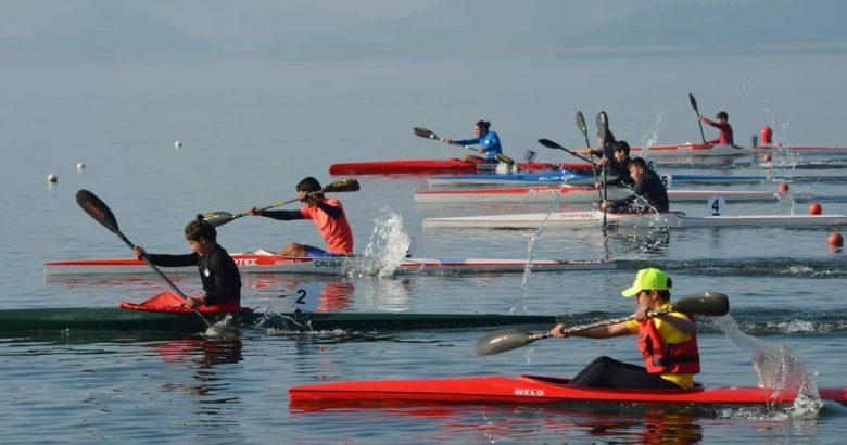 Kano sporcuları Sakarya'yı  başarıyla temsil ettiler…