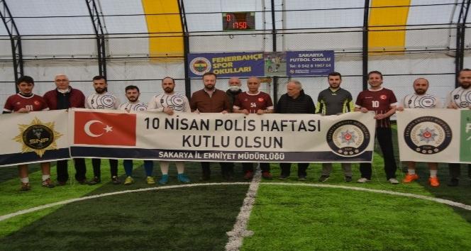 Basınspor, Emniyetspor maçında dostluk kazandı