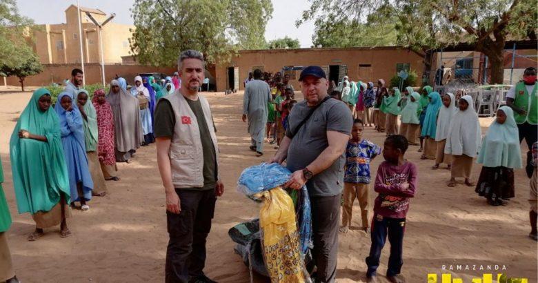 İHH Sakarya'da Son Bir Yılda 10 Bin Aileye Ulaştı