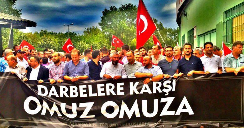 103 EMEKLİ AMİRAL BİLDİRİSİNE SERT TEPKİ!