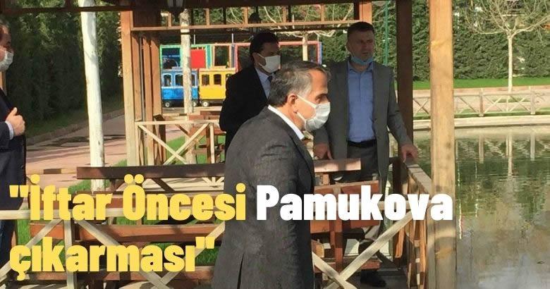 İftar Öncesi Pamukova çıkarması