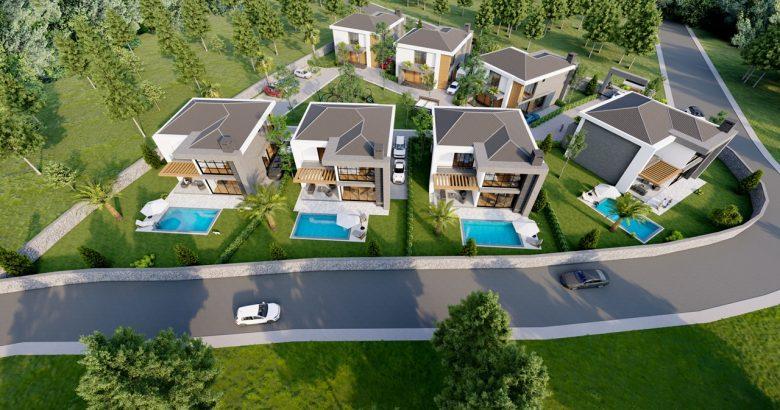 Erva İnşaat Yeni Vizyon Projesi: Villa Erva