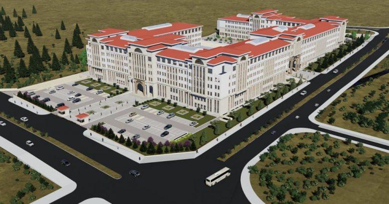 Yavuz, Yeni Adliye binasının ihalesi 26 Temmuz'da