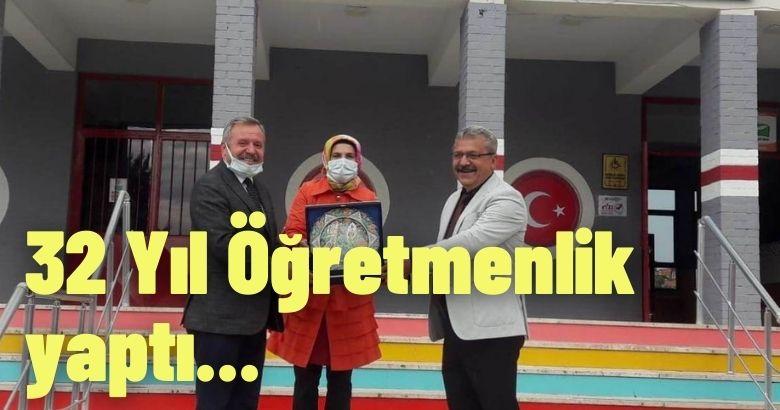 Arifiye Mezunu Emrullah Türkoğlu Emekli oldu