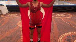 Mükremin Aktaş,Dünya şampiyonu oldu