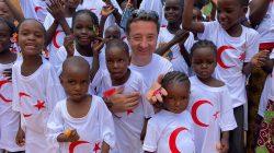 SGK İl Müdürü Erhan Çavuş Bayram'da Nijer'e gitti