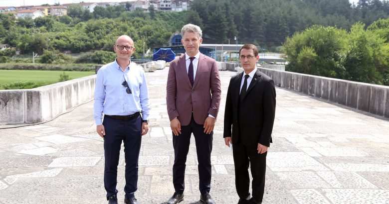 Türkmenistan'ın Ankara Büyükelçisinden Sakarya ziyareti