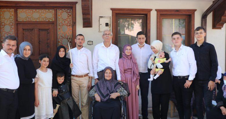 Özkaraman Ailesi'nin En Mutlu Günü