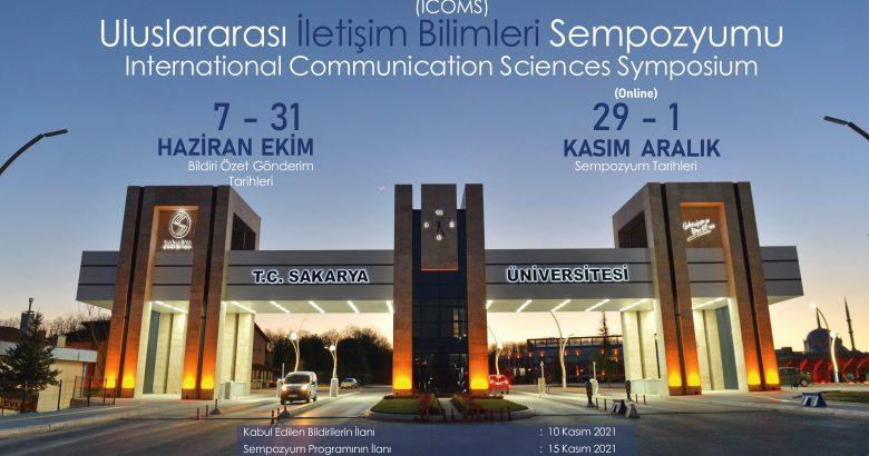 Uluslararası İletişim Bilimleri Sempozyumuna Bildiri Toplanıyor