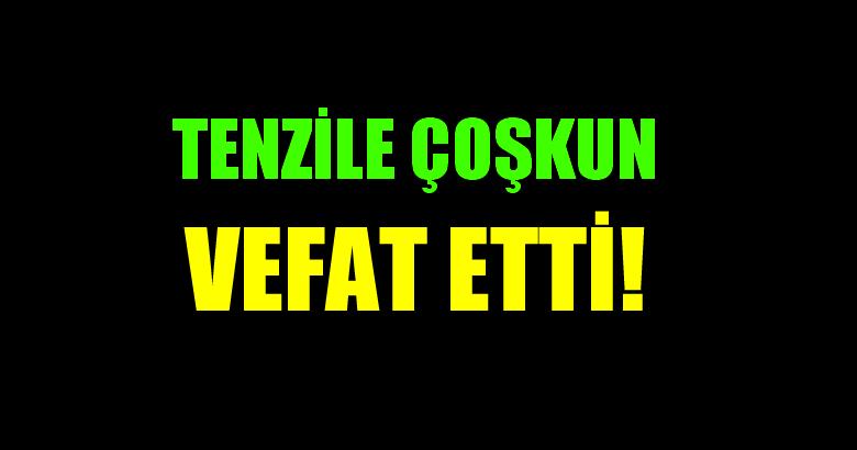 COŞKUN AİLESİNİN ACI GÜNÜ!
