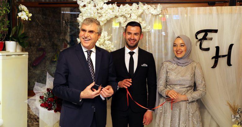 Hüseyin Cumalı Arifiye'de evleniyor