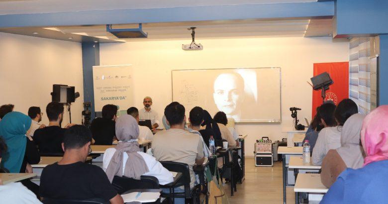 Gençlik Merkezin' de Ücretsiz Sinema Eğitimi