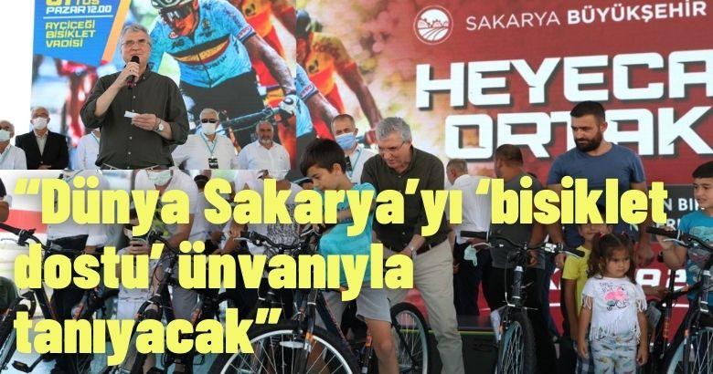 110 kilometrelik MTB Cup Maratonu Sakarya'da nefes kesti
