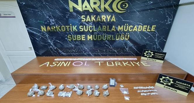 Uyuşturucu operasyonlarında 48 şüpheli yakalandı