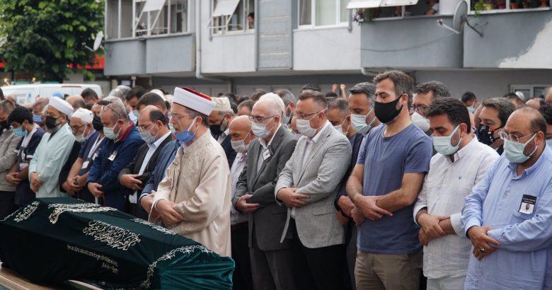 Hasan Feyzi Katıöz,Son yolculuğuna uğurlandı
