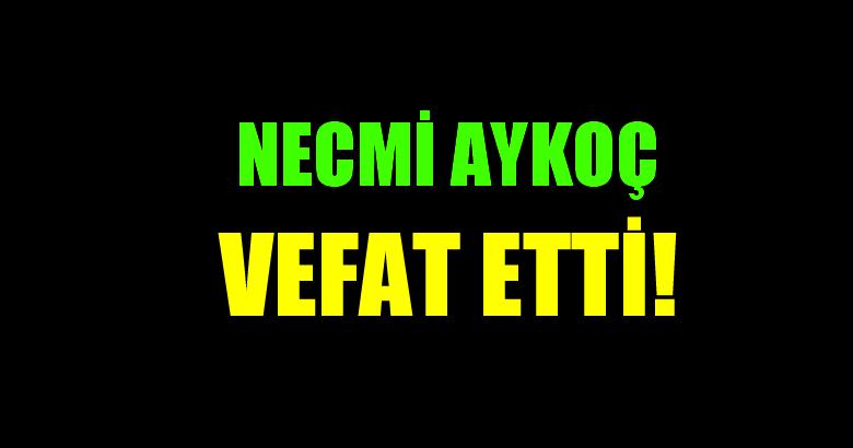 AYKOÇ AİLESİNİN ACI GÜNÜ!..