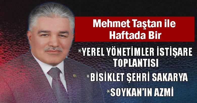YEREL YÖNETİMLER İSTİŞARE TOPLANTISI