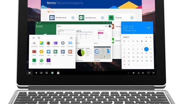 Remix işletim sistemli 4 yeni bilgisayar geliyor