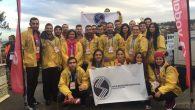 Öğrenciler İstanbul Maratonu'nda