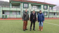 Fatih Çelikel , Arifiye'deki tesislerde incelemelerde bulundu.
