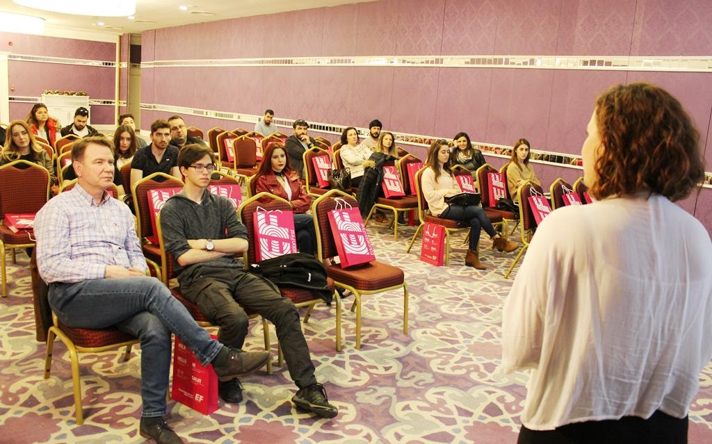 Sakarya'da herkes rahatlıkla İngilizce öğrenecek!