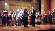 ARİFİYE'DE 12.ULUSLARARASI HALK OYUNLARI FESTİVALİ YAPILDI