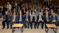 Rektör Elmas Samsun'da Kalite Toplantısı'na Katıldı
