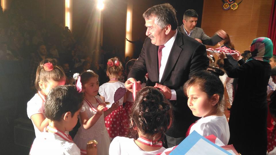 Arifiye Neviye İlkokulundan Okuma Bayramı etkinliği