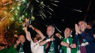 Demokrasi Meydanında Coşkulu Kutlama