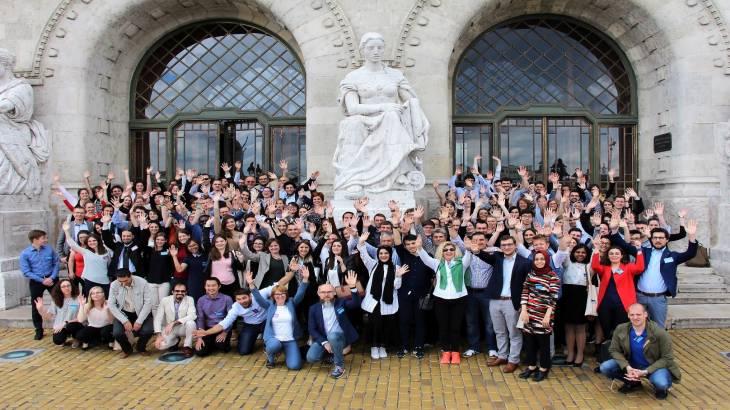 Çevre Mühendisliği Öğrencileri Kongreye Katıldı