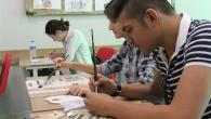 Arifiye'de açılan SAMEK yaz kursları başarıyla tamamlandı