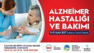 'Alzheimer Hastalığı ve Bakımı' konuşulacak.