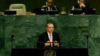 Cumhurbaşkanı Erdoğan, BM 72. Genel Kurulunda konuştu