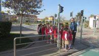 Arifiye Bekir Sıtkı Durgun İlkokulu Miniklerinin Trafik Park Eğitimleri