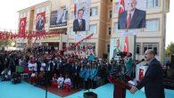 Derik'te Şehidimiz Adına Okul Açıldı,Mevlid Okutuldu