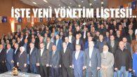 Ak Parti Arifiye İlçe Kongresi Çoşkulu başladı
