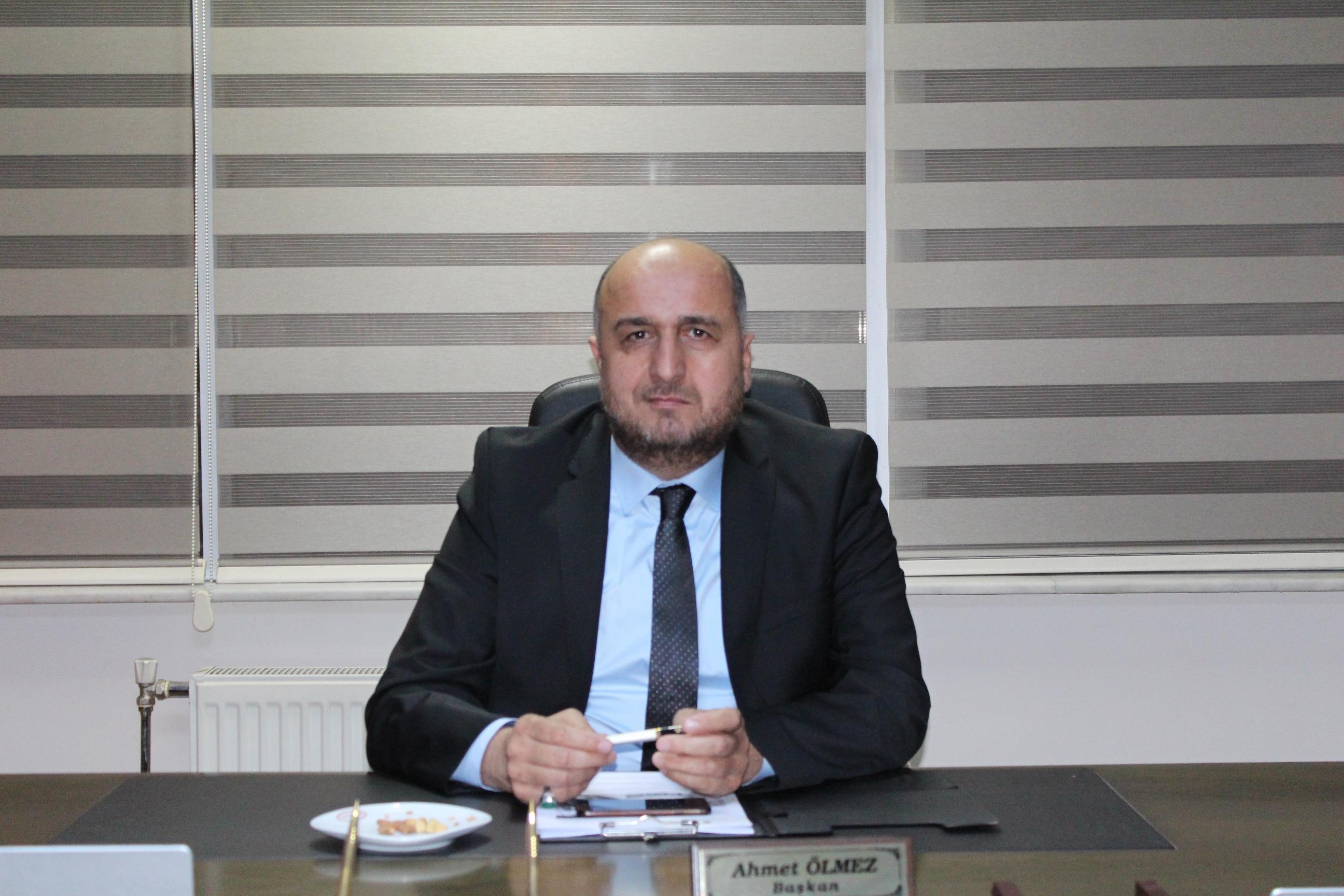 TÜMSİAD ''İstikrar Devam Ettikçe Üretim de Artacak.''