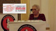 Kadının Seçme ve Seçilme Haklarını Elde Edişinin 83.Yıldönümü Kutlaması