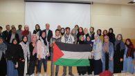 Aktivist Benjamin Ladraa İlahiyat Fakültesi'nde Konuştu