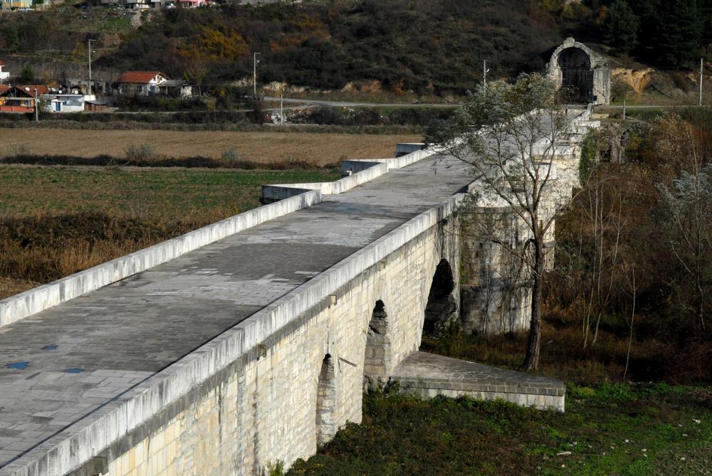Justinianus Köprüsü  Dünya Mirası Geçici Listesinde