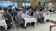 SAÜ İlahiyat Fakültesi Akademik Kurul Toplantısı ve İftar Programı