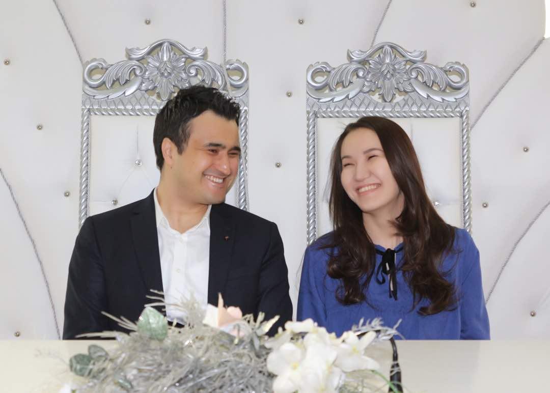 Kazakistan'dan Sakarya'ya Gelin Geliyor
