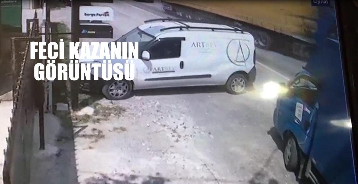 Feci Kazanın Video Görüntüsü